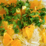 Fennel & Orange Salad |And Here We Are
